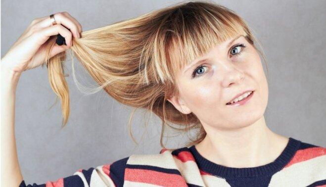 Piecas radošas idejas, kur mājokļa interjerā izmantot matu gumiju
