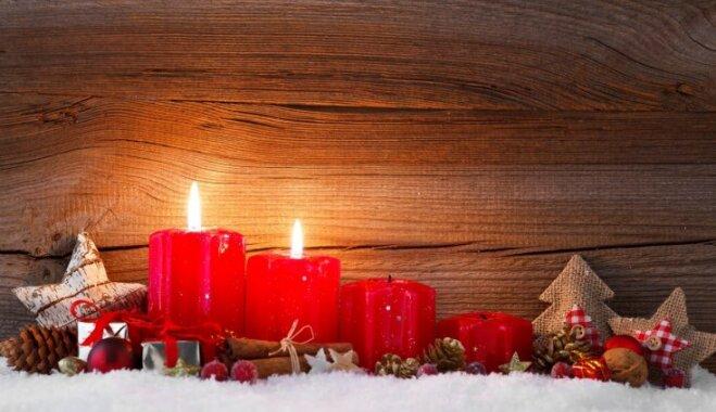 Otrās svecītes iedegšana jeb svinam otro Adventi