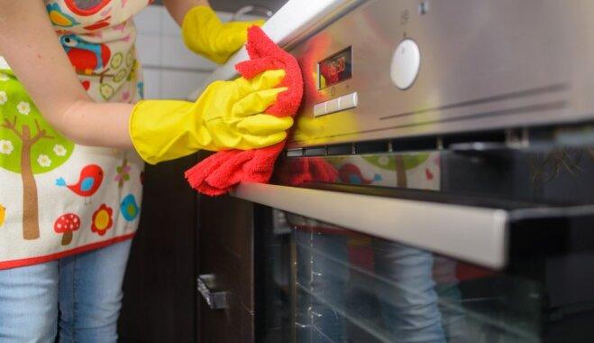 Spodrības mēnesis: no plīts līdz ledusskapim jeb Padomu vācelīte ģenerālajai tīrīšanai virtuvē