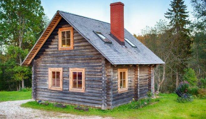 Guļbaļķu būves: iedvesmojoši pašmāju stāsti un svarīgi priekšnoteikumi to celtniecībā