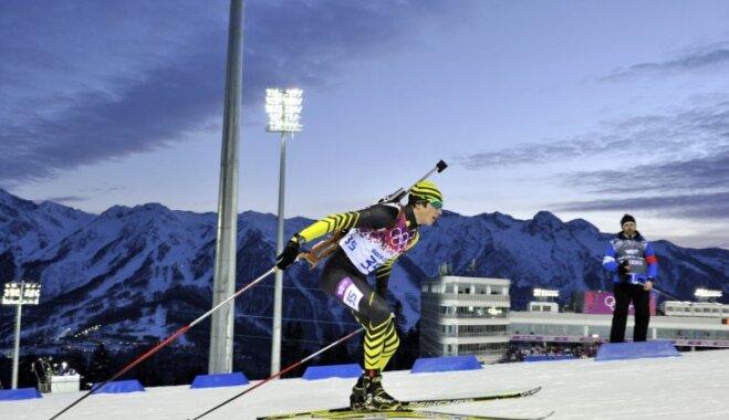 Rastorgujevs izcīna devīto vietu; Furkāds kļūst par olimpisko čempionu