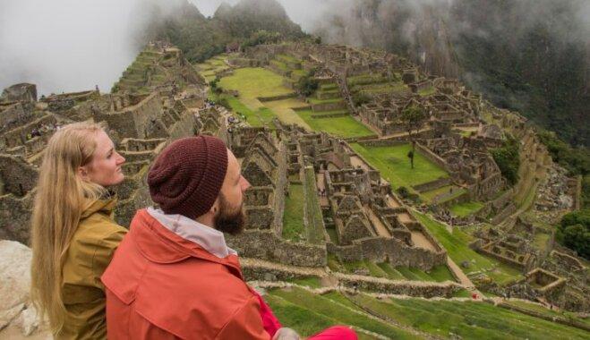 Latviešu ceļotāji Peru: Maču Pikču un inku dārzeņu 'laboratorija'