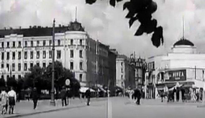 Ceļojums laikā: Kā Rīgas centrs izskatījās 1937. gada vasarā