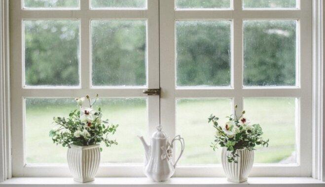 Ar sīpoliem mazgāt logus, bet ar etiķi grīdas – profesionāļu ieteikumi lielajai pavasara tīrīšanai
