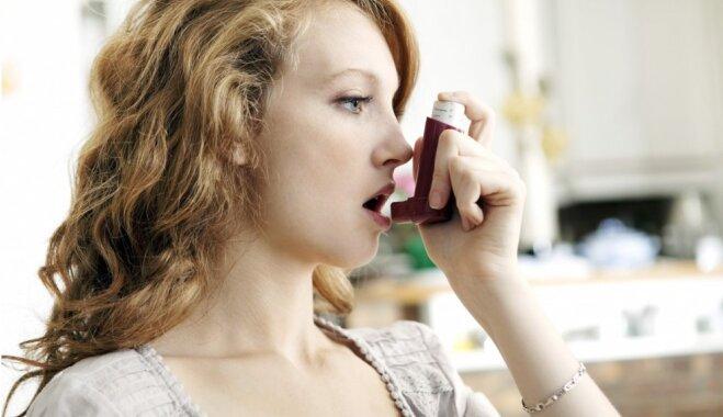Bīstamā elpceļu slimība: pieci svarīgākie jautājumi par astmu
