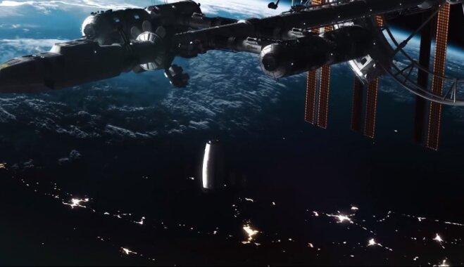 Российская S7 Space анонсировала проект по созданию орбитального космодрома (ВИДЕО)