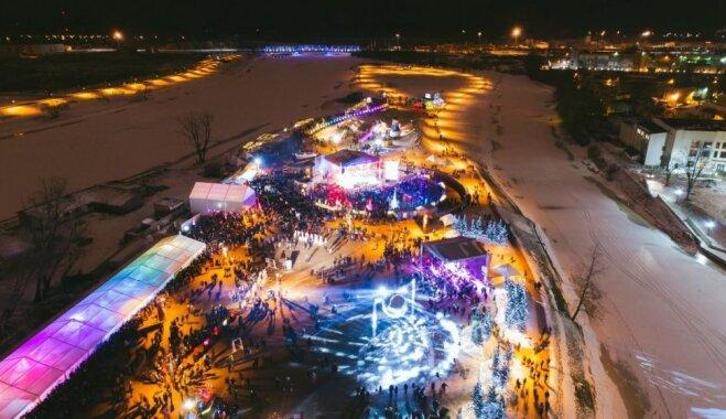Ledus skulptūru festivāls Jelgavā šogad notiks trīs vietās
