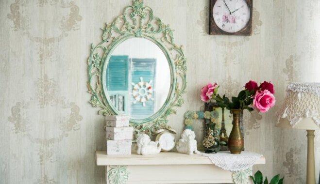 Kas jāņem vērā, izvēloties dekoratīvu spoguli mājoklim