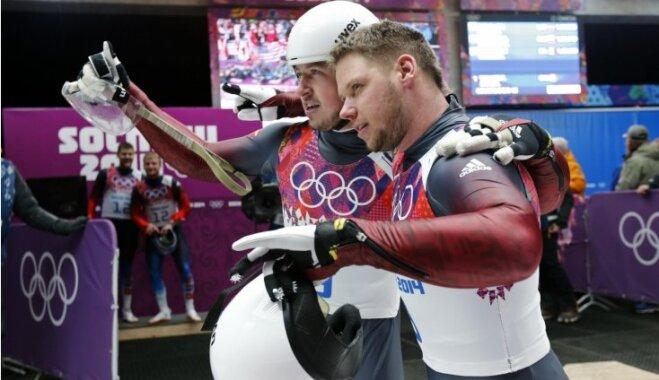 Olimpiskais medaļnieks Andris Šics: konkurentu rezultātus gaidīju ar acīm ciet