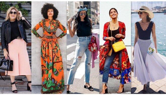 Провожаем лето стильно: 31 модный образ для жаркого августа