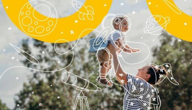 Bezmaksas seminārs 'Bērnu un vecāku sagatavošana bērnudārzam', Ģimeņu kluba Hobbydom atklāšanas dienā Jūrmalā