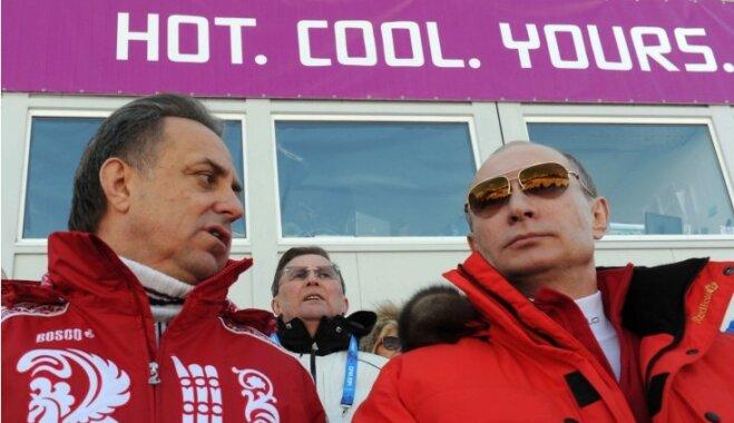 Мутко анонсировал проведение альтернативных Игр для ущемленных российских атлетов