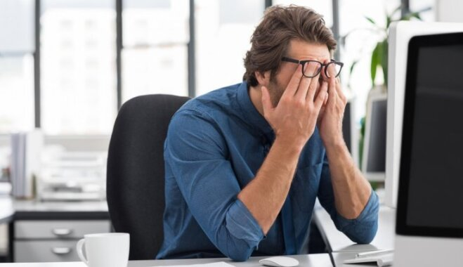 Sausās acs sindroms: kaite, kam nepieciešama mūsdienīga ārstēšana