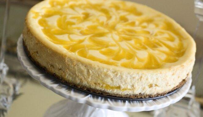 Mango - siera kūka