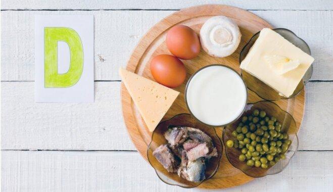 Как зимой восполнить дефицит витамина D в организме: советы экспертов
