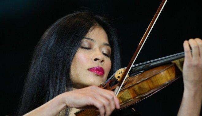 Vijolniece Vanesa Meja kvalificējusies Soču olimpiādei