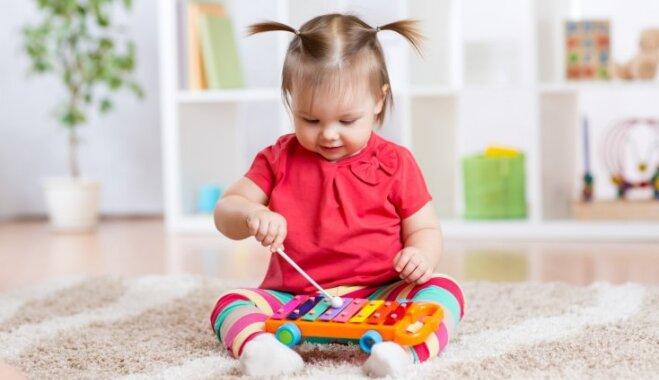 Меньше, да лучше. Изобилие игрушек мешает ребенку развиваться?