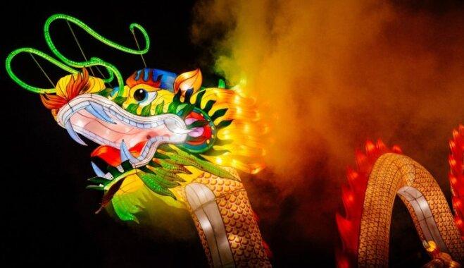 """Магические ФОТО: В Литве проходит фестиваль """"Большие китайские латерны"""""""