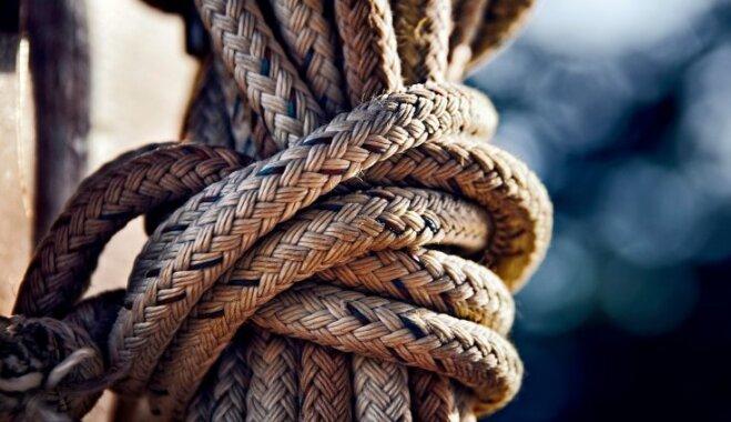 Британский инженер провел интернет через мокрую веревку