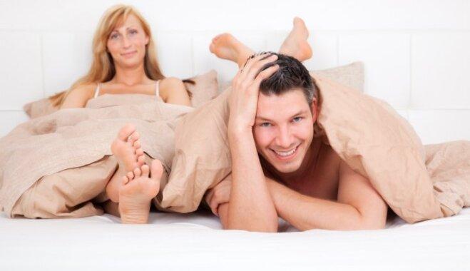 Боязнь секса с новым партнером