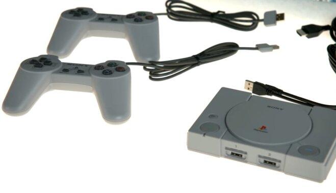"""Sony начала продажи PlayStation Classic, """"основанной на реальных событиях 1994 года"""""""