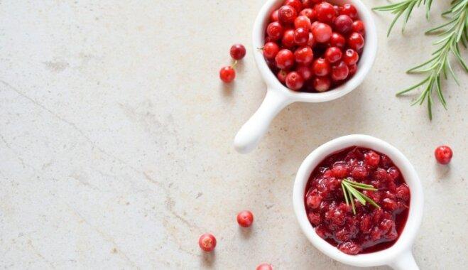 Живительная сила брусники: 15 рецептов от чатни до блинов