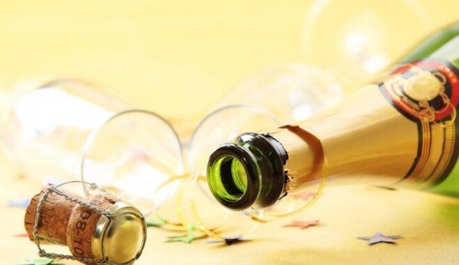 Radošas idejas, kā tukšajām ballīšu pudelēm piešķirt otro dzīvi