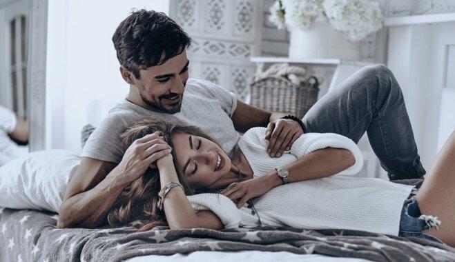 Чем меньше сексуальных партнеров в прошлом, тем счастливее брак?