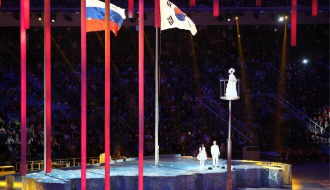 Россию на Олимпийских играх в Пхенчхане представят 169 спортсменов