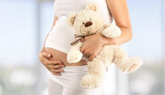 Ceļvedis mazuļa gaidību laikā – 'Cālis' grūtniecības kalendārs