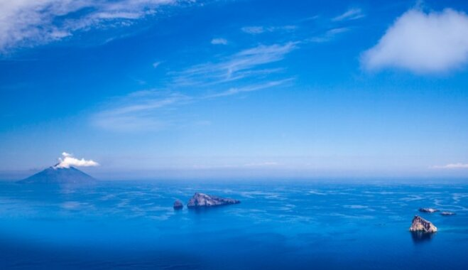 Lipāru arhipelāgs – vēju dieva salas Itālijas krastos pie Sicīlijas
