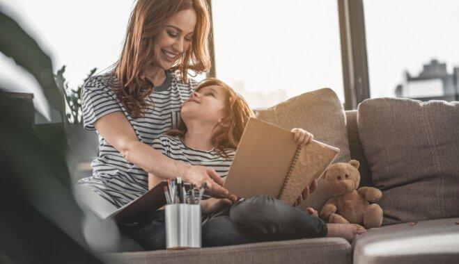 Pieci bērnu jautājumi, kuru atbildes ietekmēs vecāku un bērnu attiecības nākotnē