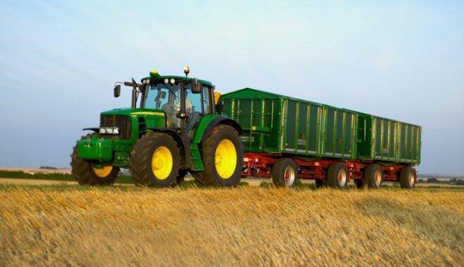 Американские фермеры взламывают тракторы с помощью написанных на Украине программ. Почему?