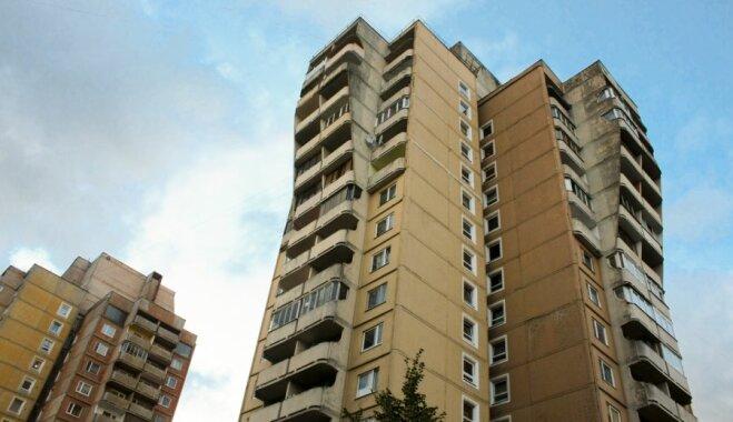 Daudzdzīvokļu ēku fasādes: problēmas, kuras kavē renovāciju