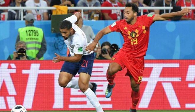 Сегодня на чемпионате мира сборные Англии и Бельгии оспорят третье место