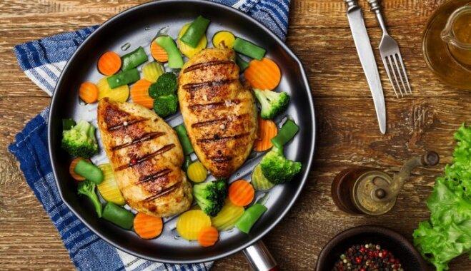 Простые и необычные рецепты маринада для куриной грудки