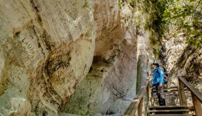 """Топ-10 скал и пещер в Национальном парке """"Гауя"""", которые должен увидеть каждый"""