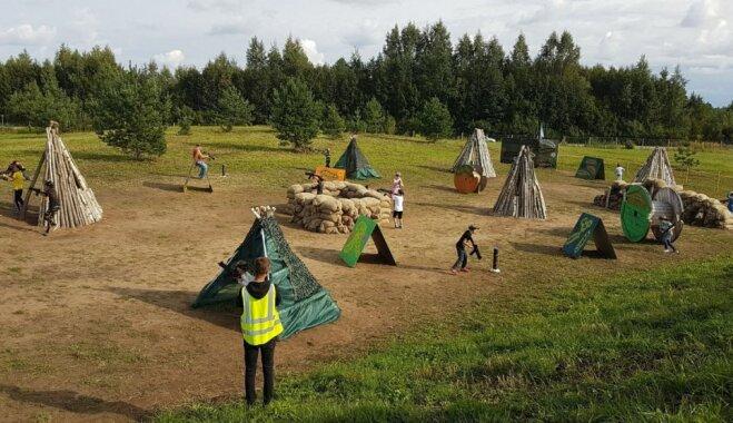 'Avārijas brigādes' parku vasarā apmeklējuši vairāk nekā 80 tūkstoši cilvēku; tas darbosies arī oktobrī