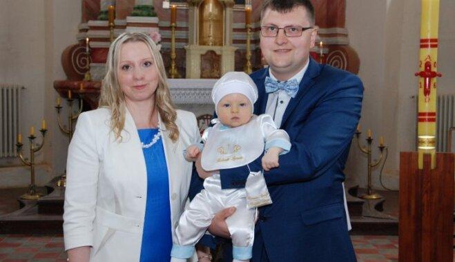 Pēcdzemdību sajūtās simptomi palika nepamanīti. Jaunās māmiņas Agneses smagā cīņa ar vēzi