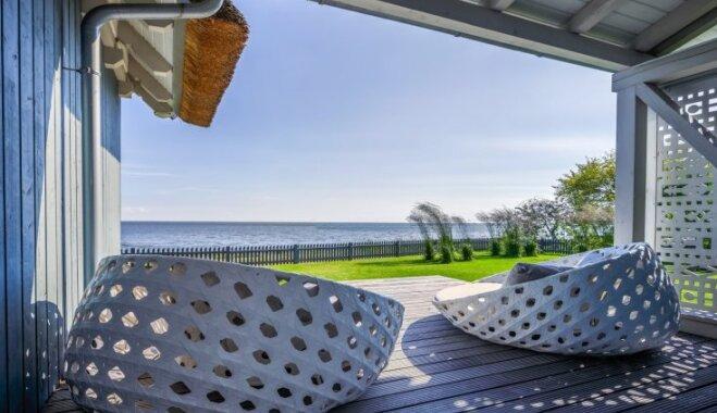 Pie jūras dzīve mana... Trīs skaisti lauku īpašumi Baltijas jūras krastā
