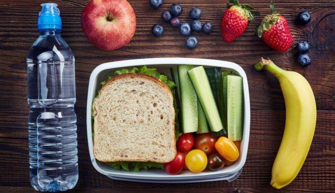 Mamma un gardēde Signe Meirāne iesaka piecas vienkāršas brokastu receptes skolēniem