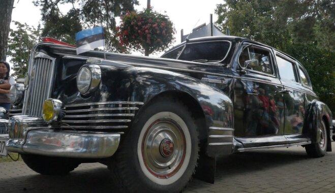 """25 августа в Юрмале пройдет 19-й ежегодный парад ретро автомобилей """"Retro Jūrmala – 2018"""""""