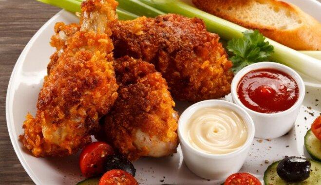 Как пожарить сочные куриные ножки? Советы и рецепты