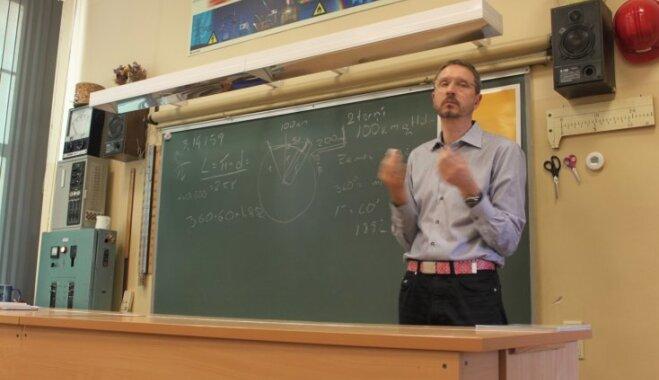 Fizika jāmācās, lai roboti neatņemtu darbu! 'Iedvesmo mācīties!' piektā diena