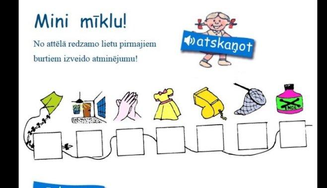 Ārzemēs dzīvojošajiem latviešu bērniem pieejama jauna mājas lapa
