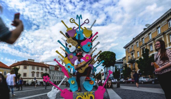 Ciemojoties Lietuvā: daudzveidīgi pasākumi, kurus šovasar apmeklēt Viļņā