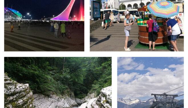 DELFI в Сочи: что происходит на российском курорте через 4 года после Олимпиады
