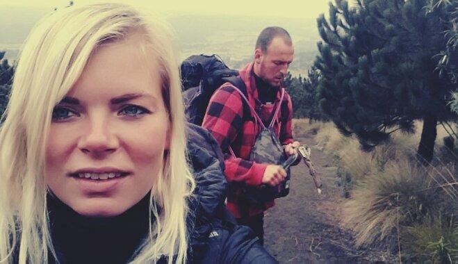 64 valstis 527 dienās: pirms uzsākt 'īsto dzīvi', latviešu pāris apceļo pasauli