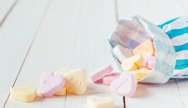 saldumi konfektes