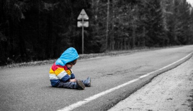 Pasaulē ikkatras 40 sekundes pazūd kāds bērns: svarīgākās lietas, kas jāiemāca vecākiem